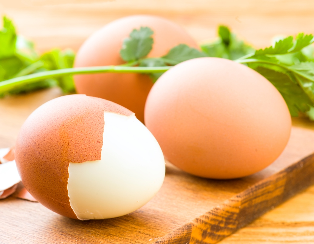 how to cook boiled eggs hard